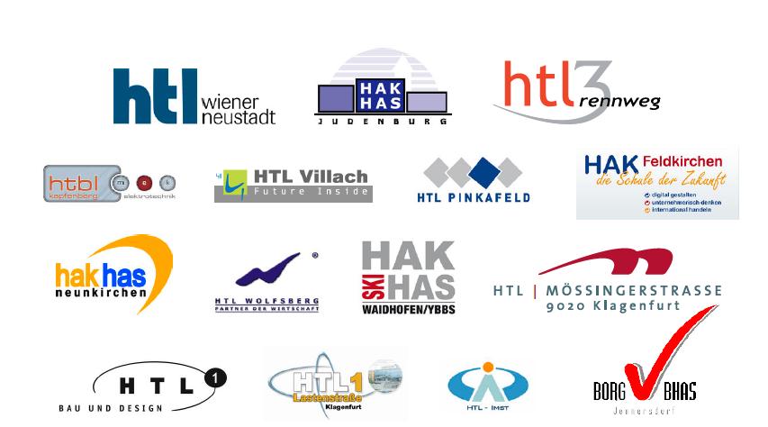 Kooperationspartner HAK- und HTL Schulen