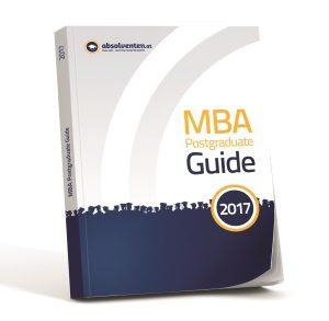 Cover MBA KarriereGuide