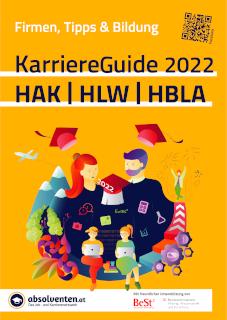 HAK/HLW/HBLA KarriereGuide 2022 - Cover