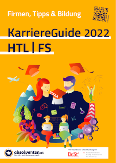 HTL/FS KarriereGuide 2022 - Cover
