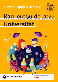 UNI KarriereGuide 2022 - Covermontage