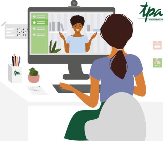 TPA - virtuelles Bewerbungsgespräch