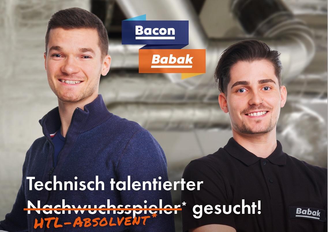 Technisch talentierter HTL-ABSOLVENT* gesucht!