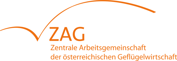 ZAG - Zentrale Arbeitsgemeinschaft der Österreichischen Geflügelwirtschaft - Logo